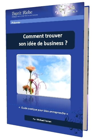 Ebook Comment trouver idĂŠe business