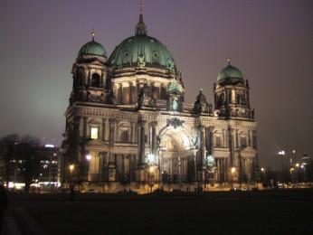 berliner dom - la cathédrale de Berlin
