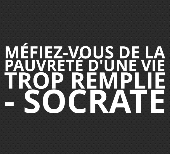 socrate citation