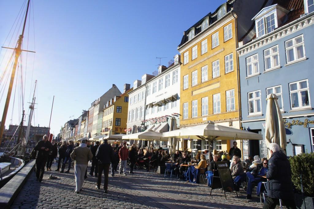 Photo de Copenhague de votre serviteur