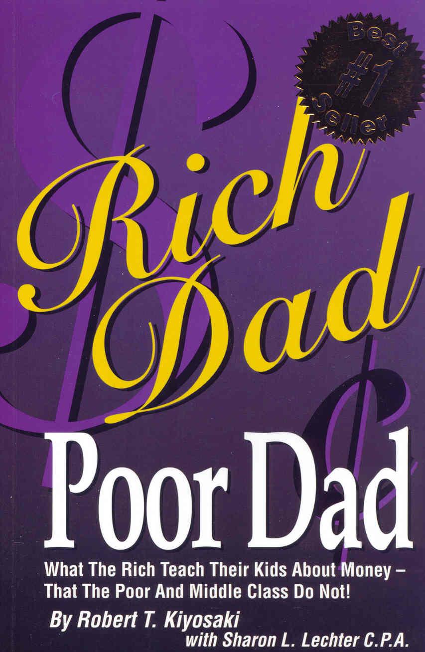 Robert T. Kiyosaki - père riche père pauvre