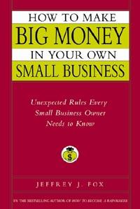 how to make big money