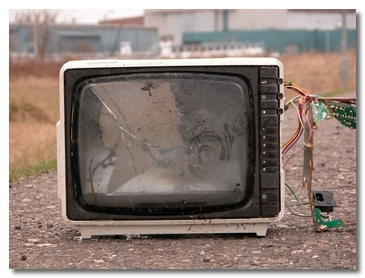television-cassee