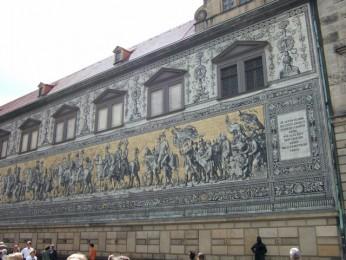 Fresque Dresde
