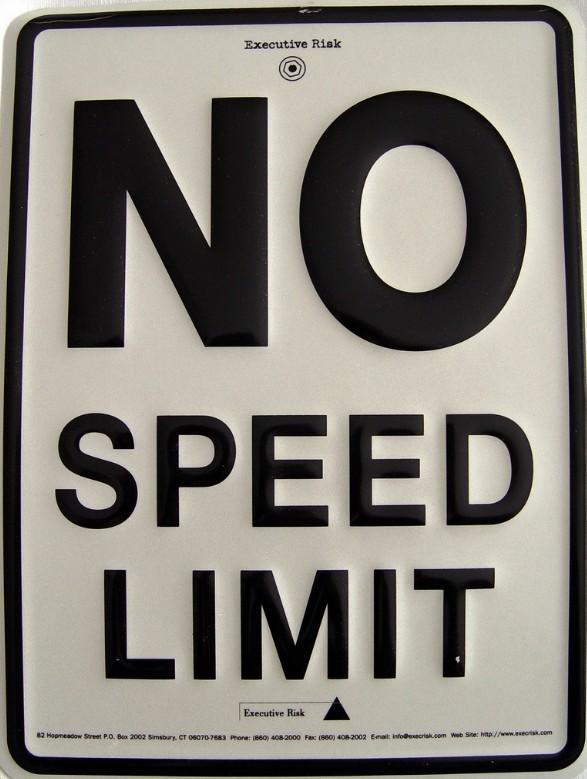 no-speed-limit