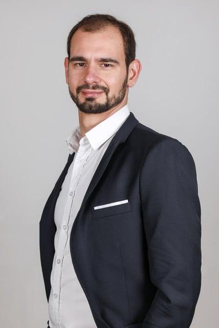 Me Baptiste Robelin, avocat spécialisé dans les baux commerciaux