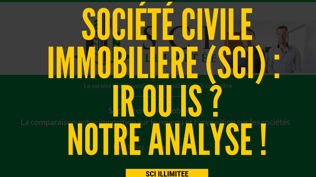 SCI (Société Civile Immobilière)