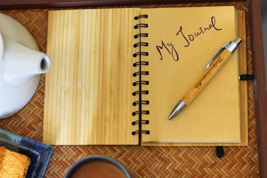 Tenir un journal comme outil de développement personnel