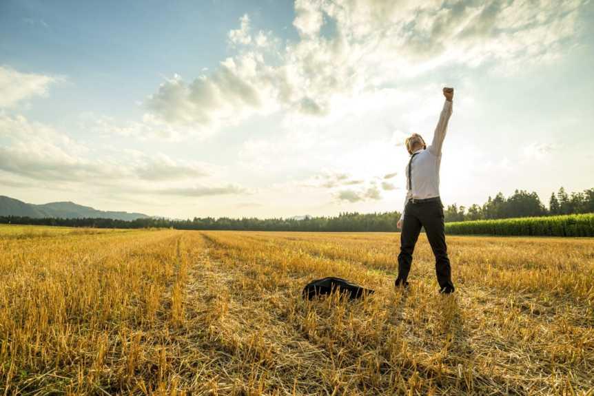 En quête de réussite et d'accomplissement de soi
