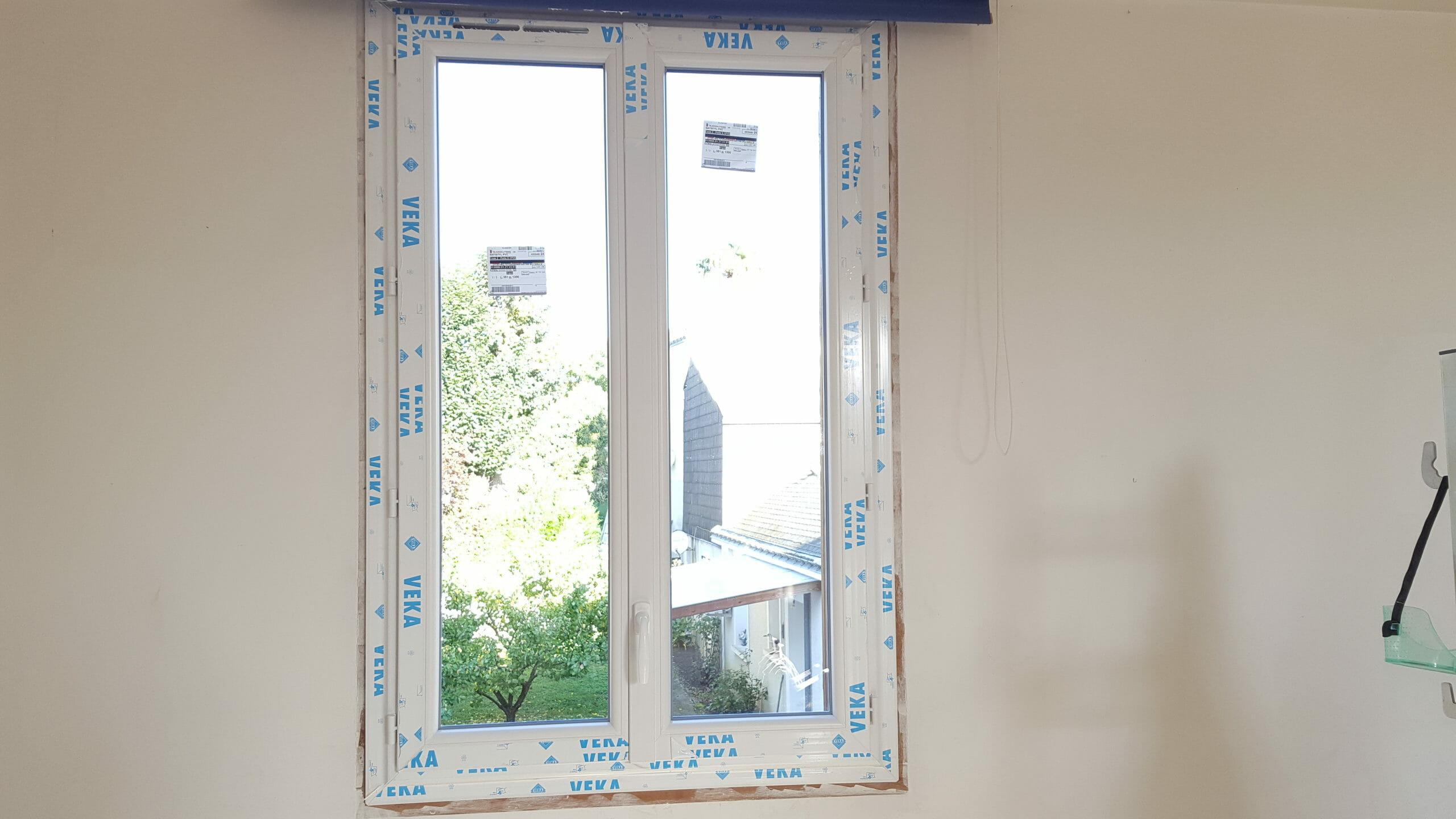 Pose de nouvelle fenêtre dans l'immeuble à 0 euro