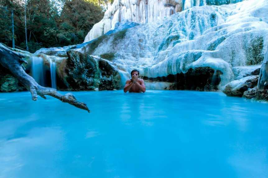 Wim Holf - respiration et bain de glace